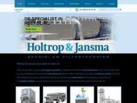 Holtrop Jansma - afzuig en filtertechniek