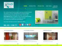 Screenshot van sensues.nl