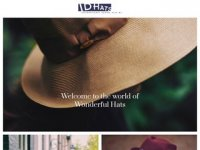 IDHats - International Design Hats