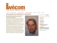 Iwecom - Continueren is vooruitzien