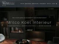 Screenshot van wk-meubelmakerij.nl