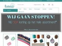 De Kralentuin - Online Kralen Groothandel