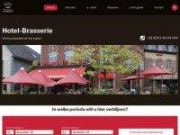 Brasserie de Kroon in Gulpen