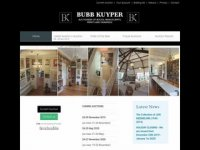 Bubb Kuyper, Auctioneer of Books, ...