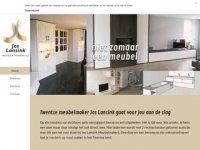 Screenshot van joslansink.nl