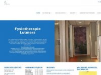 Praktijk voor fysiotherapie Lutmers - Utrecht