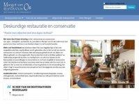 Margot van Os - Restauration
