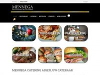 Mennega - broodjeshuis en cateringservice