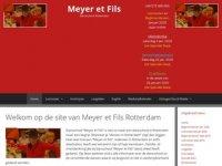 Screenshot van meyeretfils.nl