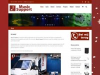 Music Support Sound Service