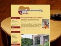 Jan Naalden - gitaardocent