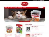 Sanal for a healthy pet life