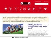 OkidO Original Kids Toys - speelgoed