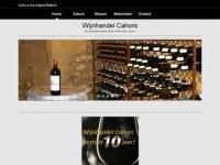 Wijnhandel Cahors