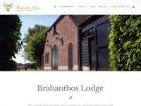 Brabantbos lodge groepsaccommodatie