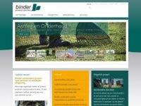 Binder Groenprojecten