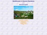Beeldhouwen in Zeeuwsch-Vlaanderen