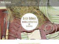 Ari�n Gehrels Meubelstoffeerderij