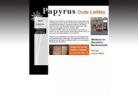 Papyrus - antiquariaat