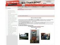 Party Unlimited Verhuur