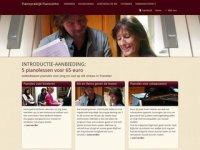 Screenshot van pianopraktijkpp.nl