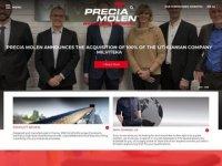 PRECIA MOLEN - pesage industriel, pesage ...