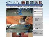 Presto - Specialistische reiniging