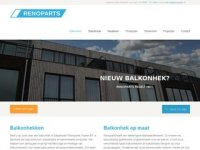 Screenshot van renoparts.nl