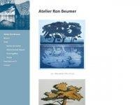 Ron Beumer - etsen tussen land en water
