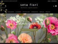 Seta Fiori - zijden bloemen, kunstbloemen en ...