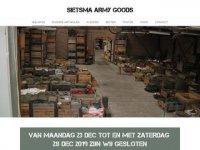 Sietsma Army Goods