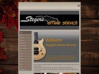 Gitaarservice Stegers - gitaar reparaties, ...