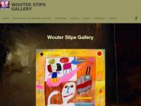 Wouter Stips, beeldende kunst, schilderijen, ...