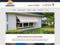 Sunstore Zonweringen Huizen