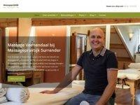 Massagepraktijk Surrender, Veenendaal
