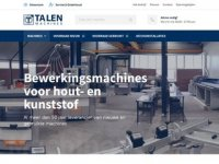 Talen Machines Staphorst - houtbewerking en ...