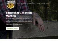The Mean Machine Tattooshop
