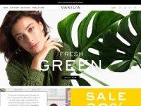Vanilia - online dameskleding