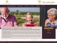Groepsaccommodatie, familieweekend in Drenthe