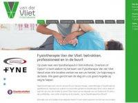Fysiotherapie van der Vliet - Praktijk voor ...