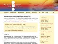 Integratieve Massage en Ontspanningsmassage ...