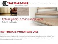 Screenshot van trapmakeover.nl