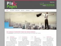 Pix & Pages webdesign en fotografie