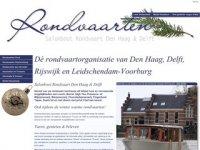 Rondvaart Salonboot Den Haag