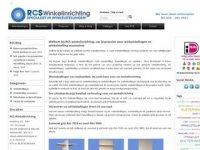 RCS winkelinrichting
