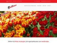 MisterAmsterdam; bedrijfsuitjes Amsterdam