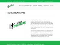 MisterDenHaag - bedrijfsuitjes Den Haag
