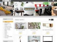 Urbin Design - retro kado shop