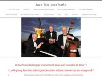 Screenshot van jazztraffic.nl
