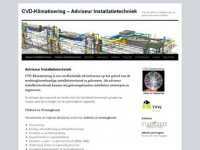 CVD-Klimatisering Advies en Engineering